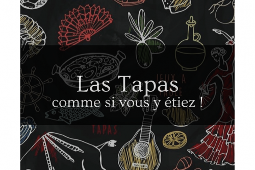 Gwen communication - Visite virtuelle - Restaurant Las Tapas - Vieux Lille - 59