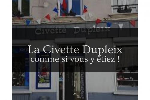 La Civette Dupleix - Visite virtuelle de la boutique cadeaux