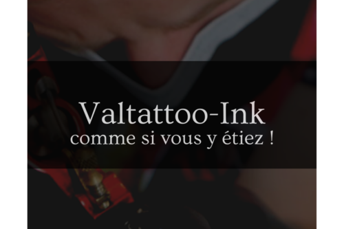 Visite Virtuelle du Salon de tatouage ValtattooInk 59 Jolimetz
